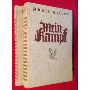 1939 Mein Kampf # 5327