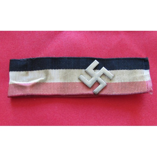 Ribbon with Swastika # 5125