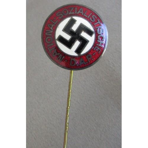 NSDAP Membership Pin # 5356
