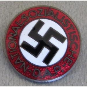 NSDAP Membership Badge # 5357