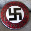 NSDAP Membership Badge # 5357