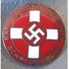 Schweizerbund Nationalsozialistischer Badge # 5358