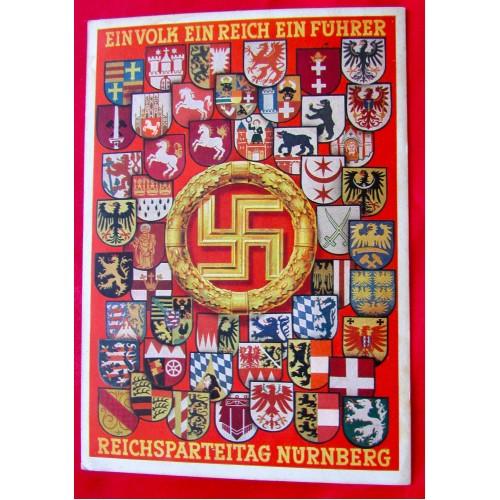 Reichsparteitag Nürnberg Postcard # 5388