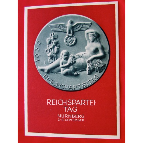 Reichsparteitag 1939 Postcard # 5393