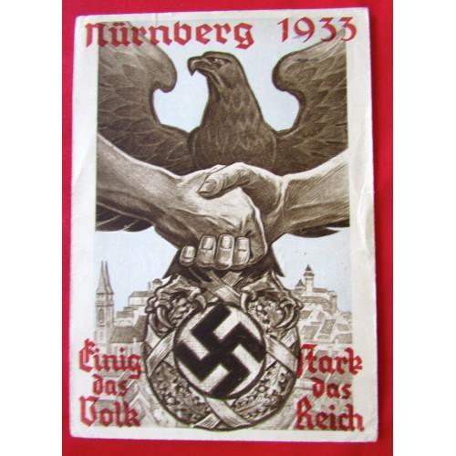 Nürnberg 1933 Postcard # 5406