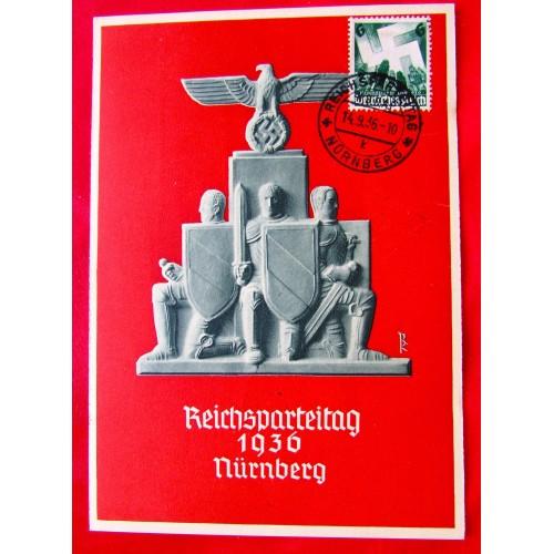 Reichsparteitag 1936 Nürnberg # 5407