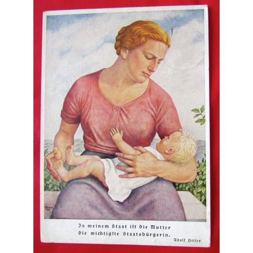 N.S. Frauenschaft Postcard # 5409