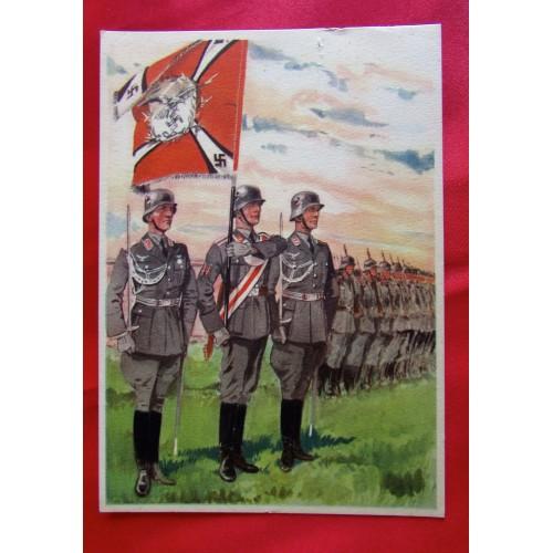 Die Deutsche Wehrmacht Card # 5426
