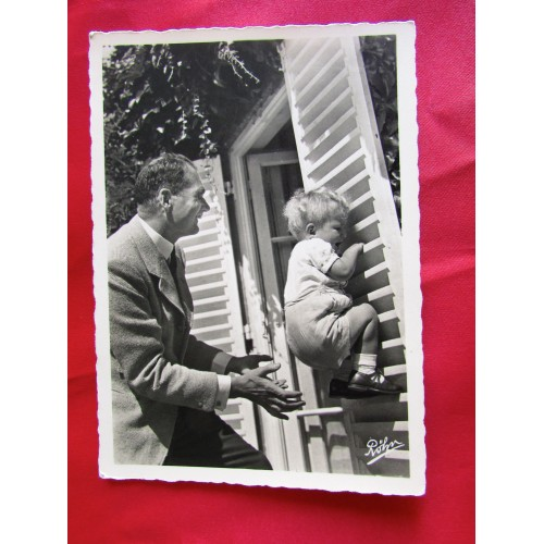 Rudolf Hess Postcard # 5430