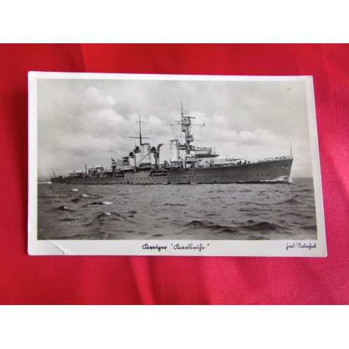 Kriegsmarine Postcard # 5434