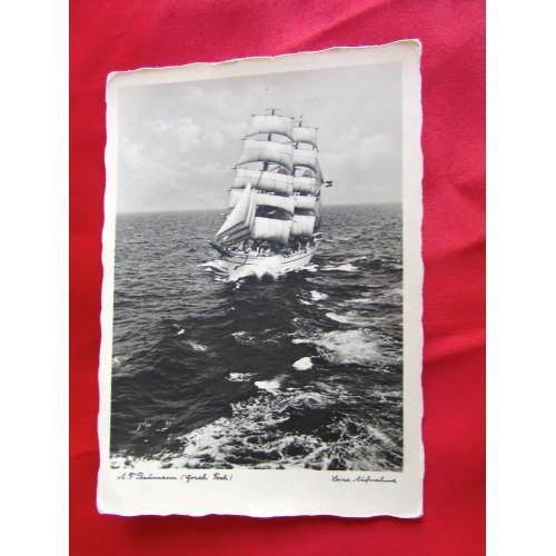 Kriegsmarine Postcard # 5445