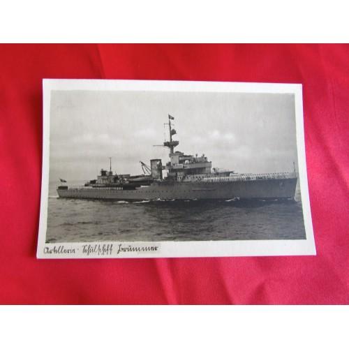 Kriegsmarine Postcard # 5446