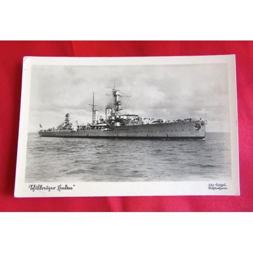 Kriegsmarine Postcard # 5461