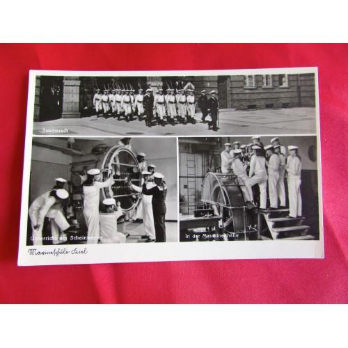 Kriegsmarine Postcard # 5472
