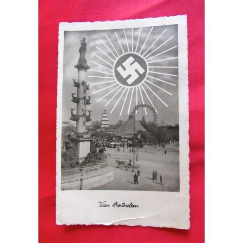 Wien Praterstern Postcard # 5474