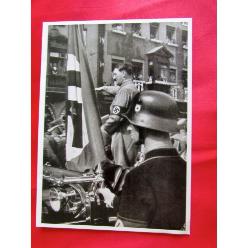 Adolf Hitler Postcard  # 5483
