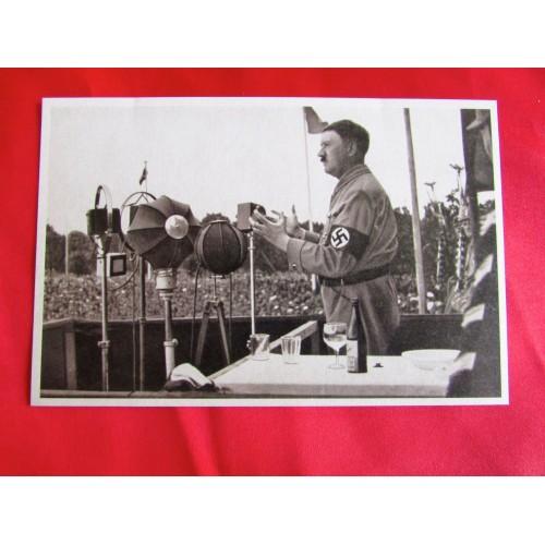 Adolf Hitler Postcard  # 5485