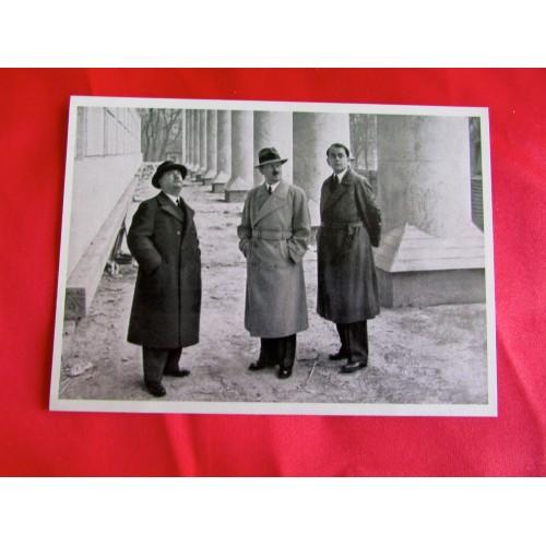 Adolf Hitler Postcard  # 5486