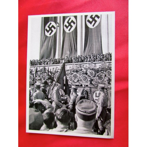 Adolf Hitler Postcard  # 5490