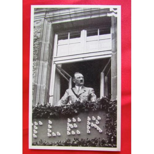 Adolf Hitler Postcard  # 5497