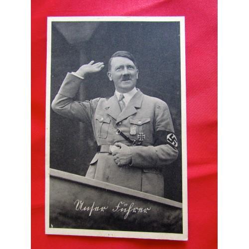 Adolf Hitler Postcard  # 5500