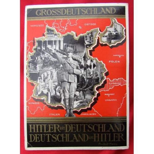 Adolf Hitler Postcard # 5545