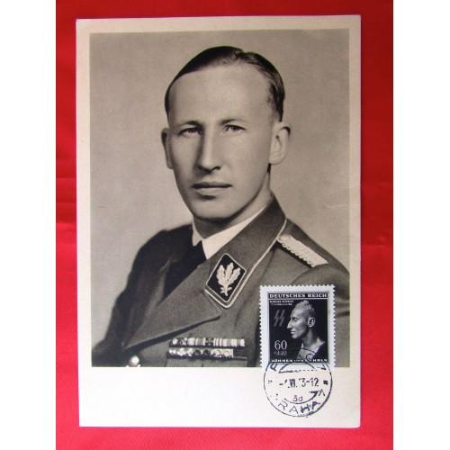 Reinhard Heydrich Postcard # 5578