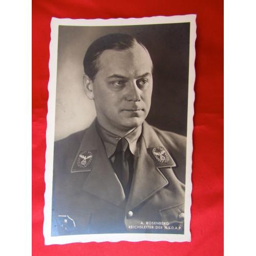 Reichsleiter Rosenberg Postcard # 5583