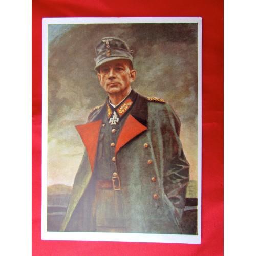 General Dietl Postcard # 5585