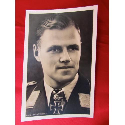 Major Müncheberg Postcard # 5611