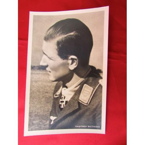 Hauptman Balthasar Postcard # 5617