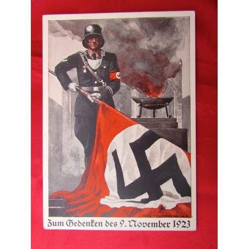 Zum Gedenten des 9. November 1923 Postcard # 5626