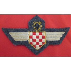 Croation Air Legion Insignia # 5644