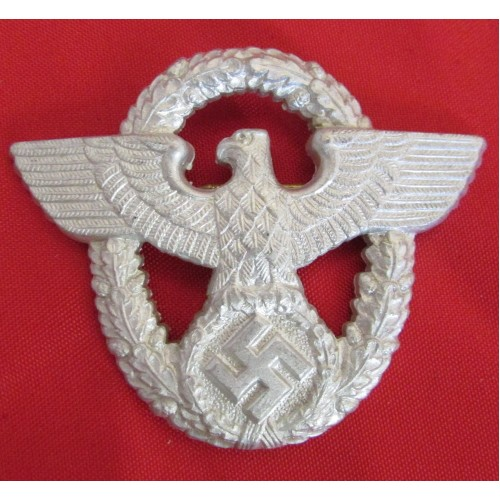 Police Cap Eagle # 5652