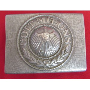 Weimar Republic Buckle # 5655