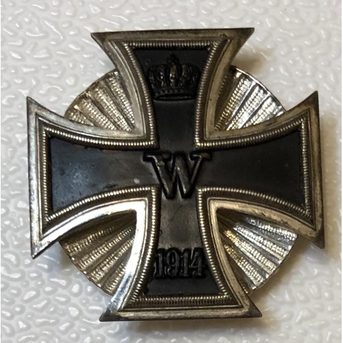 Iron Cross First Class # 639