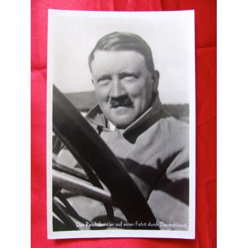 Adolf Hitler Postcard # 5661