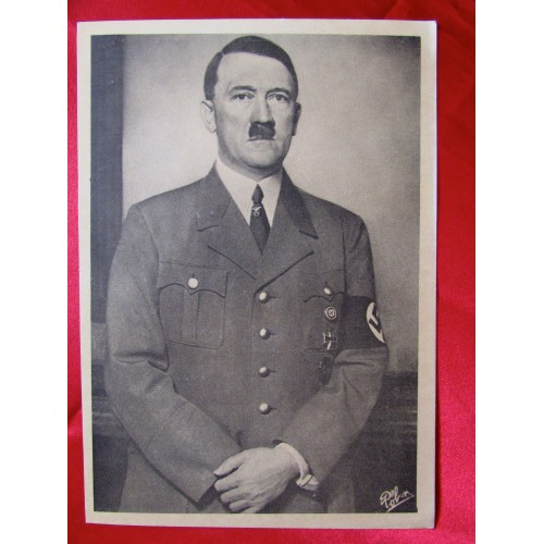Adolf Hitler Postcard # 5666