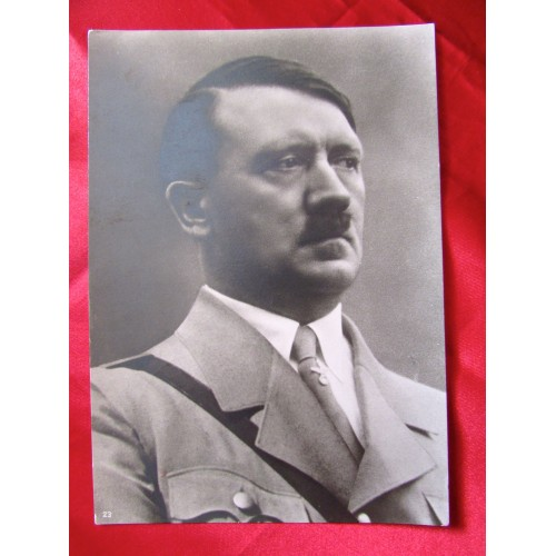 Adolf Hitler Postcard # 5673