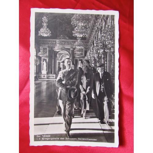 Adolf Hitler Postcard # 5679