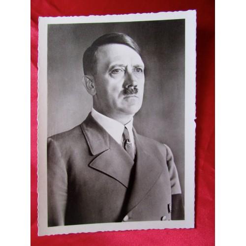 Adolf Hitler Postcard # 5684