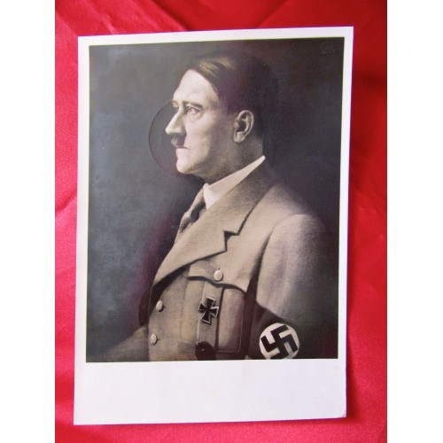 Adolf Hitler Postcard # 5694