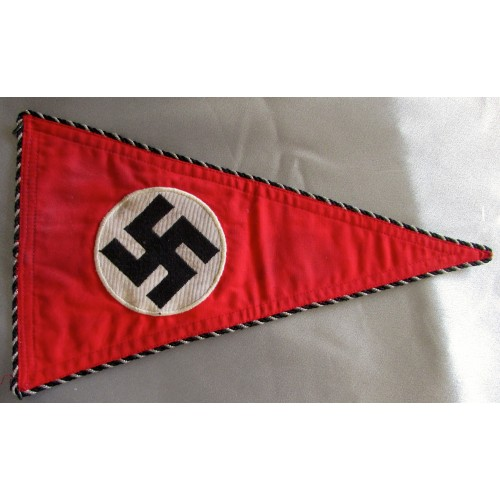 NSDAP Pennant # 5701