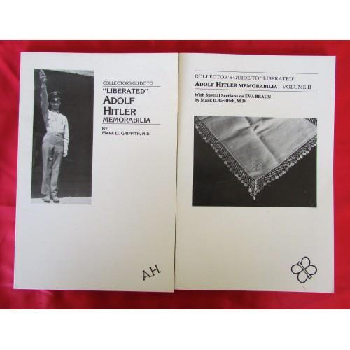 "Collector's Guide to ""Liberated"" Adolf Hitler Memorabilia # 5714"