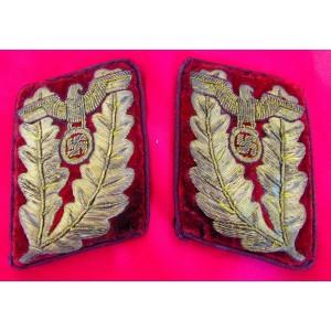 Gauleiter Collar Tabs # 5721
