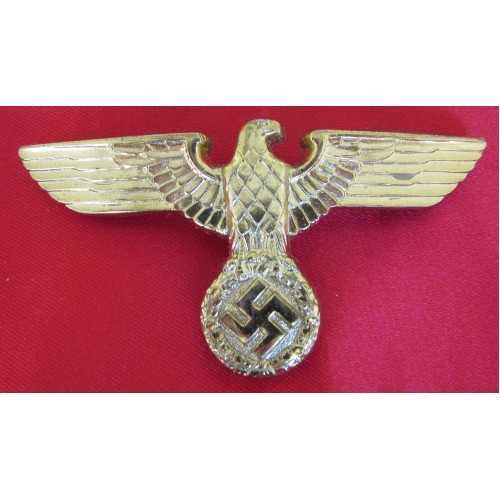 NSDAP Political Cap Eagle # 5724