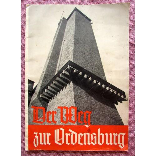 Der Weg zur Ordensburg # 5730