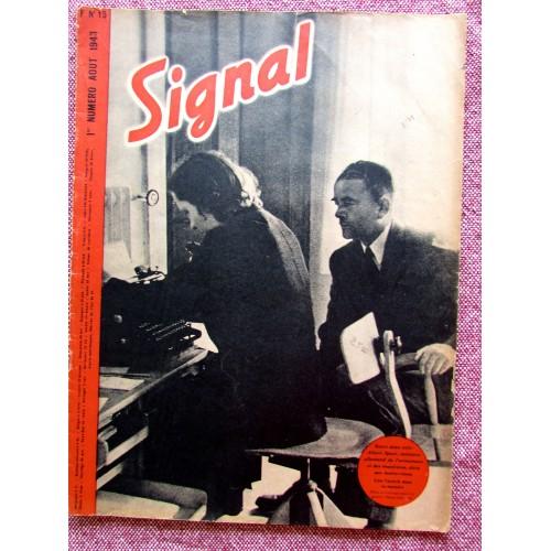 Signal Magazine # 5733