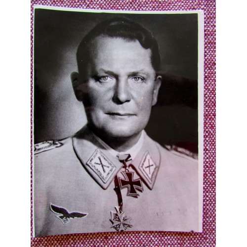 Göring Press Photo # 5753