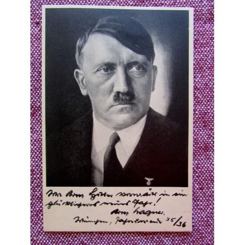 Hitler Print # 5758